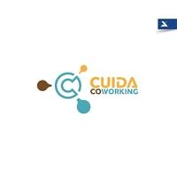 CUIDA COWORKING , Logo e Identidade, Outros