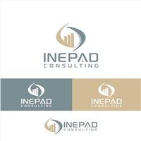 INEPAD Consulting, Logo e Identidade, Consultoria de Negócios