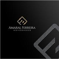 Amaral Ferreira ADVOGADOS , Logo e Identidade, Advocacia e Direito