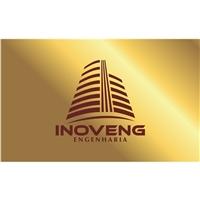 Inoveng Engenharia e Empreendimentos, Logo e Identidade, Construção & Engenharia