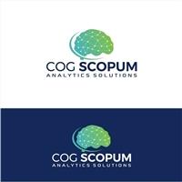Cog Scopum, Logo e Identidade, Tecnologia & Ciencias