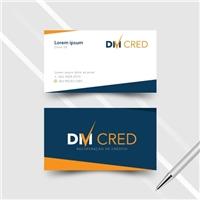 DM CRED - RECUPERAÇÃO DE CRÉDITO, Logo e Identidade, Outros