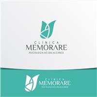 CLÍNICA MEMORARE - Psicologia a Seu Alcance, Logo e Identidade, Saúde & Nutrição