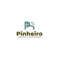MOVEIS E ESTOFADOS PINHEIRO, Logo e Identidade, Decoração & Mobília