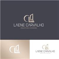 Laene Carvalho Arquitetura e Interiores, Logo e Identidade, Arquitetura
