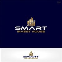 Smart Invest House , Logo e Identidade, Contabilidade & Finanças