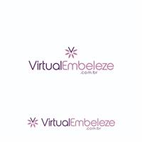 VIRTUAL EMBELEZE, Logo e Identidade, Beleza
