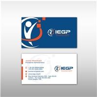 IEGP - INSTITUTO DE ESTUDOS E GOVERNANÇA PÚBLICA, Logo e Identidade, Consultoria de Negócios