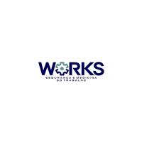 WORKS, Logo e Identidade, Saúde & Nutrição