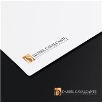 Daniel Cavalcante - Advocacia, Logo e Identidade, Advocacia e Direito