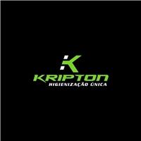 Kripton - Higienização Única, Logo e Identidade, Automotivo