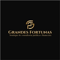 grandes fortunas, Logo e Identidade, Advocacia e Direito