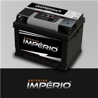 IMPERIO / BATERIAS AUTOMOTIVAS, Logo e Identidade, Automotivo