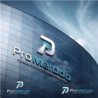 ProMétodo - Consultoria e Treinamento , Logo e Identidade, Consultoria de Negócios