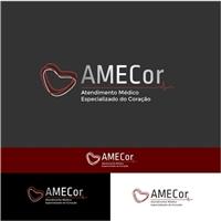 AMECor ou AME Cor (Tudo junto ou separado), Logo e Identidade, Saúde & Nutrição