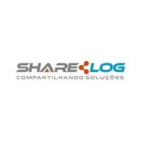 SHARELOG - Compartilhando Soluções, Logo e Identidade, Logística, Entrega & Armazenamento