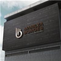 Marilza Borges Interiores, Logo e Identidade, Arquitetura
