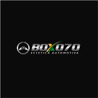 BOX 070 ESTÉTICA AUTOMOTIVA, Logo e Identidade, Automotivo