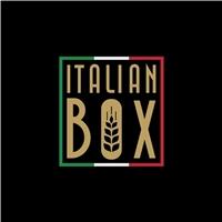 Italian BOX, Logo e Identidade, Alimentos & Bebidas