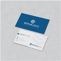 StahlSeg - Engenharia Estrutural, Logo e Identidade, Construção & Engenharia