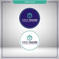 FIRST HOUSE EMPREENDIMENTO IMOBILIÁRIO SPE LTDA., Logo e Identidade, Imóveis