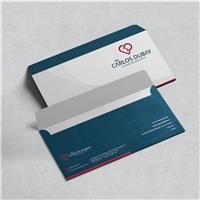 Clínica de Cardiologia Dr. Carlos Dubay, Logo e Identidade, Saúde & Nutrição