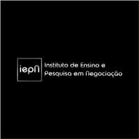 iepN - Instituto de Ensino e Pesquisa em Negociação, Logo e Identidade, Educação & Cursos