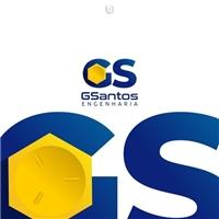 GSantos Engenharia Ltda, Logo e Identidade, Consultoria de Negócios