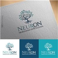 Neuron, Logo e Identidade, Saúde & Nutrição