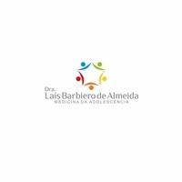 Dra Laís Barbiero de AlmeidaMedicina da Adolescência, Logo e Identidade, Saúde & Nutrição
