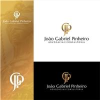João Gabriel Pinheiro - Advocacia e Consultoria, Logo e Identidade, Advocacia e Direito