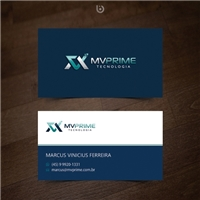 MV PRIME TECNOLOGIA, Logo e Identidade, Tecnologia & Ciencias