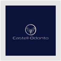 Castell-Odonto, Logo e Identidade, Saúde & Nutrição