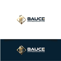 Bauce Empreendimentos, Logo e Identidade, Construção & Engenharia