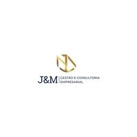 J & M GESTÃO E CONSULTORIA EMPRESARIAL LTDA, Logo e Identidade, Consultoria de Negócios