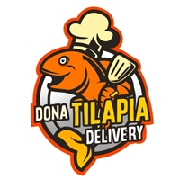 DONA TILÁPIA. Queremos uma logo trabalhada em cima do nome., Logo e Identidade, Alimentos & Bebidas