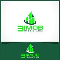 3IMOB, Logo e Identidade, Imóveis