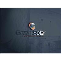 Green Solar Energia Solar Unipessoal Lda, Logo e Identidade, Construção & Engenharia