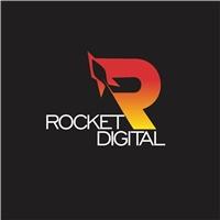 Rocket Digital, Logo e Identidade, Marketing & Comunicação