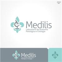 Medilis , Logo e Identidade, Saúde & Nutrição