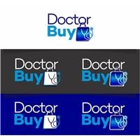 Doctor Buy, Logo e Identidade, Saúde & Nutrição