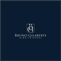 Professor Bruno Gilaberte, Logo e Identidade, Advocacia e Direito