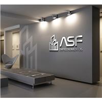ASF EMPRIENDIMENTOS LDA, Logo e Identidade, Imóveis