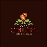 Café Cantuária , Logo e Identidade, Alimentos & Bebidas
