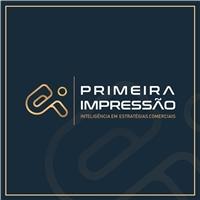 Primeira Impressão - Inteligência em Estratégias Comerciais, Logo e Identidade, Consultoria de Negócios
