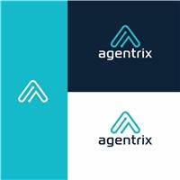 Agentrix, Logo e Identidade, Computador & Internet