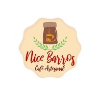 Nice Barros Café, Logo e Identidade, Alimentos & Bebidas