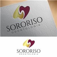 SORORISO ODONTOLOGIA, Logo e Identidade, Odonto
