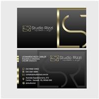 Studio Rizzi Arquitetura e Design, Logo e Identidade, Arquitetura