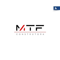 Construtora MTF, Logo e Identidade, Construção & Engenharia